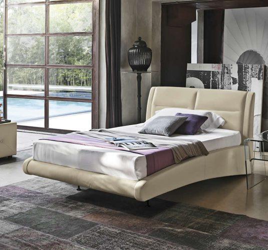 STROBOLI 120 BED BEIGE