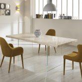 ASTRA DINNING TABLE 200 X 100 PIETRA