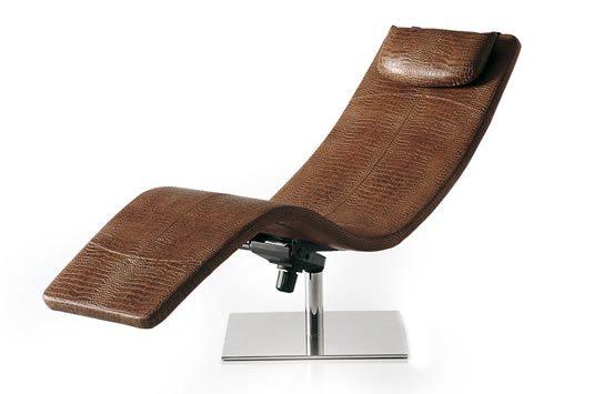 casanova chaise longe snake tabacco